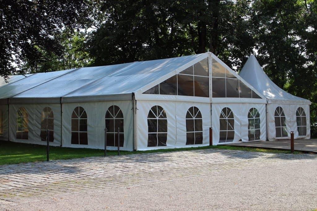 אוהל לאירועים